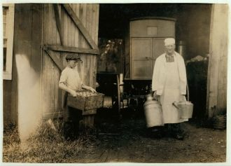 Edgar Kitchen, Child Labor 1916 Kentucky