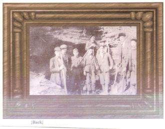 Greenbriar Coal Mine, 1921 KY