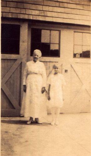 A photo of Helen Augusta Drobisch