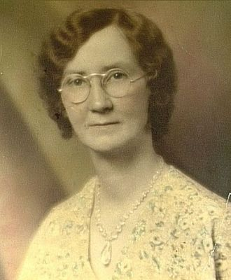 Mae Elizabeth Shafer