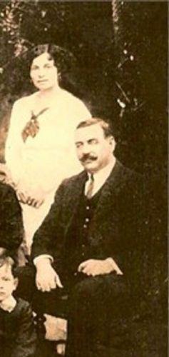 A photo of Harold Bereton Kane