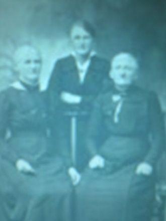 Albertine Lissette Scheidmantel daughters