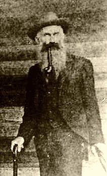 Rev. John Whitaker McAfee