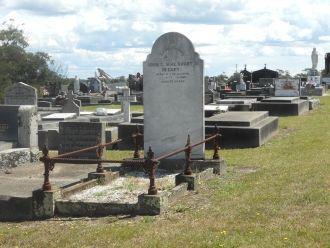 John Clark Swanton Hegarty gravesite