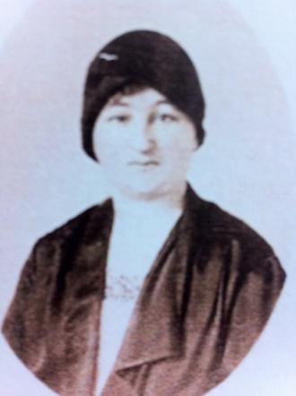 Tereza (Abraham) Markovits