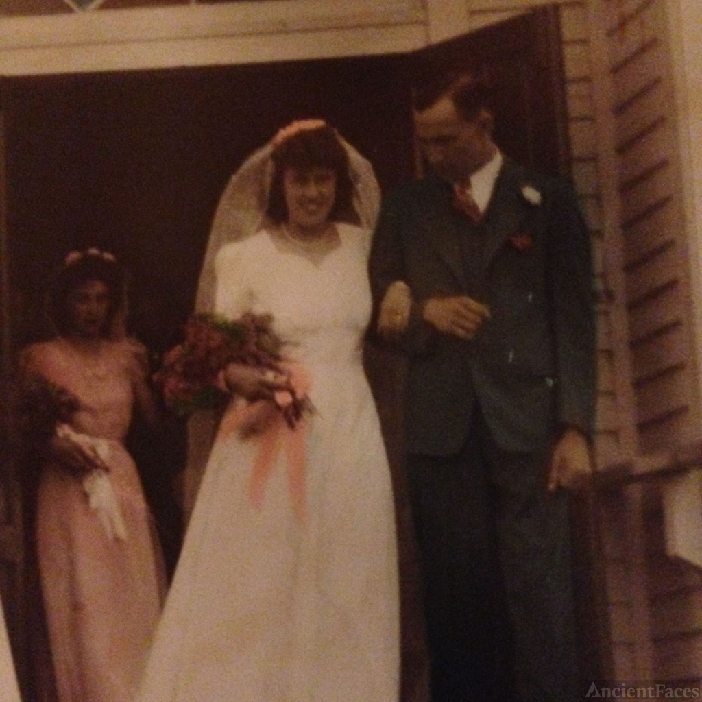 Harry and Dorothy Foster Wedding