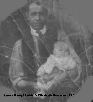 James H & Elizabeth Mackie, 1920