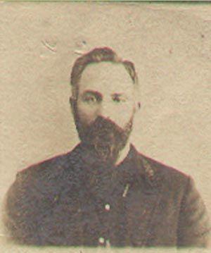 German Marcellus Rouse, Washington 1890