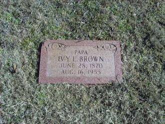 Ivy Leonard Brown