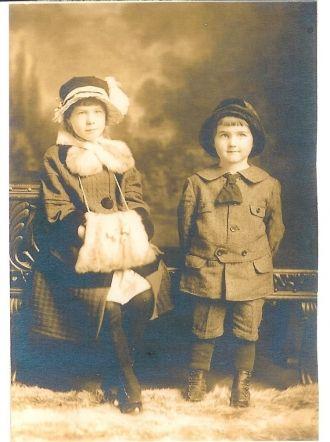 Clifford and Marjorie Burchett