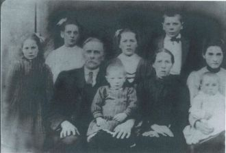 Hiram Riley Conn Second family/Anni Jane Conn
