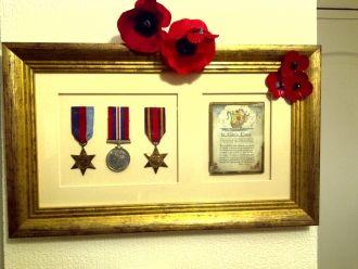 Robert Aitchison Leitch - medals