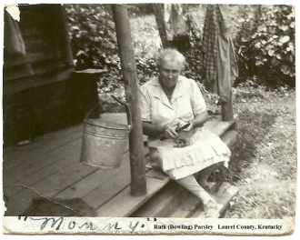 Ruth (Bowling) Parsley in Laurel County, KY
