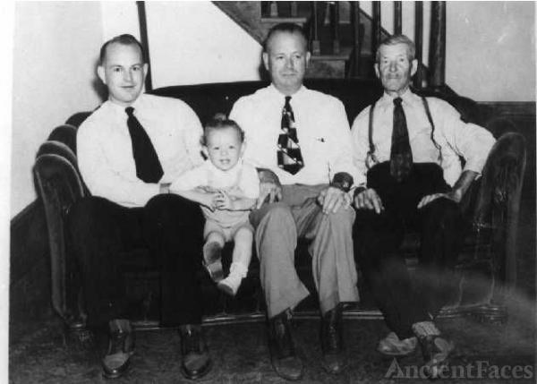 Gordon, Gary, G, Gordon, & George Garber, OH 1947