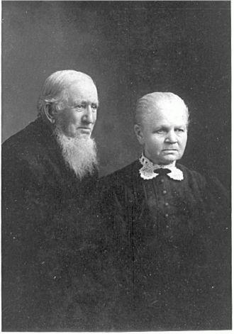 GG Grandparents Henry John & Margaretha