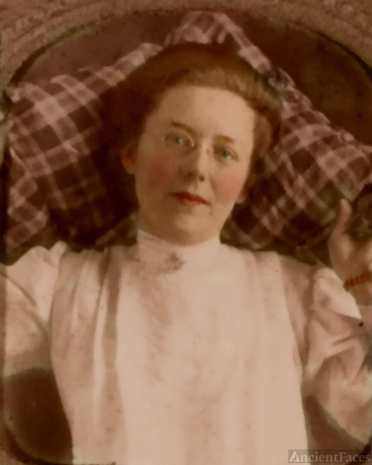 Maud nee Ward Baughman