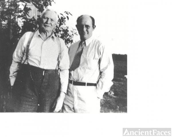 Frank Whipple and Son Harry
