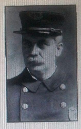 W. F.Dinneen, Chief of Police - 1909 North Adams