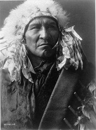 Absaroka Tribe - Crow Nation
