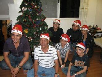 Cueto Family, Philippines 2010