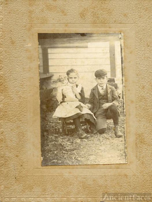 The Cameron Children, Kansas