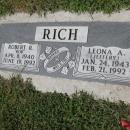 Robert and Leona Rich Gravesite