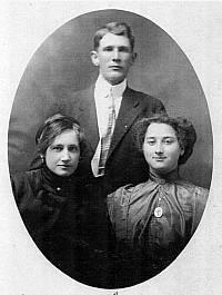 Oscar Morch, Cora Sebastian, & Cora Sheppard