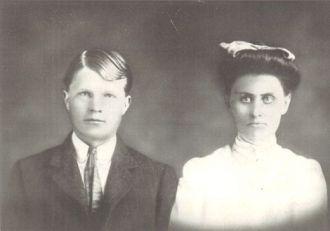 Sidney J. Cobb & Bride