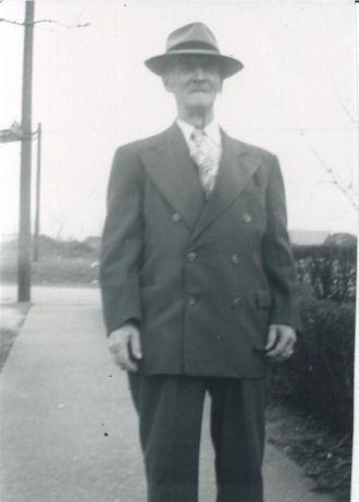 A photo of Lorenzo D Burch