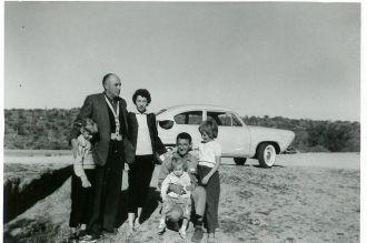 Eagan Family 1958
