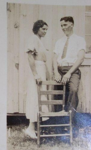 Vernon & Ruby Laurent Finney