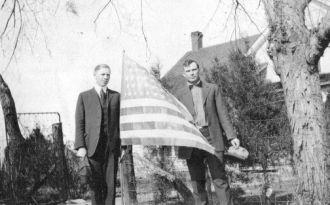 Tom Westfall and David Edgar