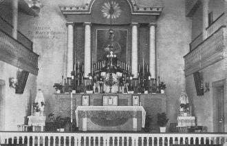 St. Mary's Church, PA