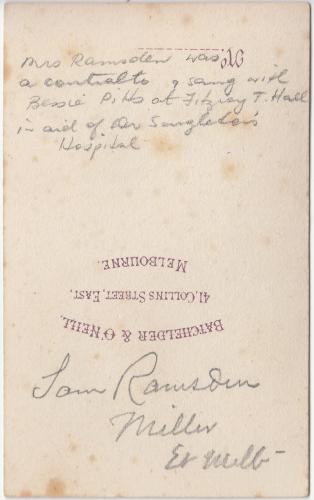 Samuel Ramsden