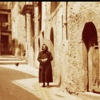 Great grandmother Sicily, Italy