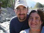 Jennifer Guilliam and Husband Daniel Davis