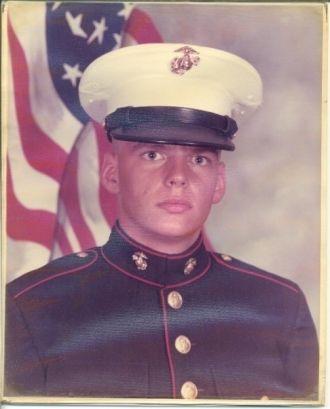 John V. Cogdill USMC 1978