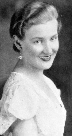 Frances Louise Gaston, West Virginia, 1934