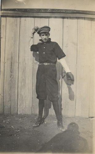 Joseph Randall, Dalton KS
