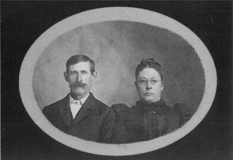 Mr. & Mrs George W. Fast