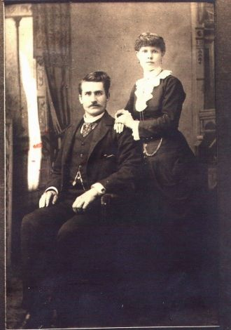 Mr. and Mrs. Silas E. Tellyer