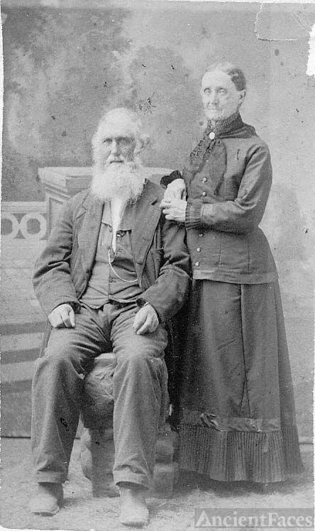 Josiah & Mary (Smith) Hinton