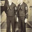 Grandpa in military photo