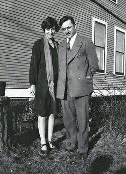 Anna (Stock) & John Vampola, 1920's
