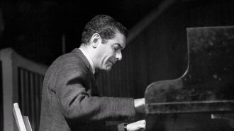 George Allen Russell, Jazz Pianist