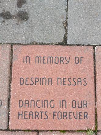 Despina Nessas Memorial