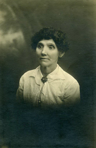 Younger Gertrude Leveson