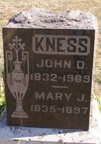Mary Jane (Webb) Kness