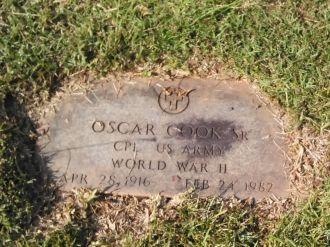 Oscar Cook Sr
