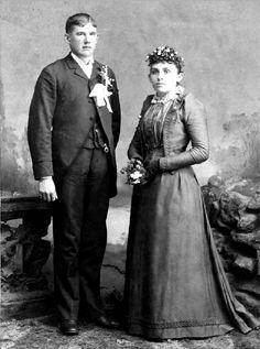 William & Susan (Theisen) Barthel, Minnesota 1892